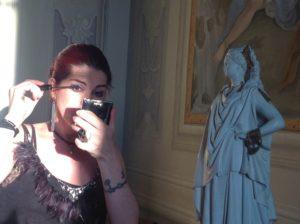 Francesca Cicchino a Villa Rossi