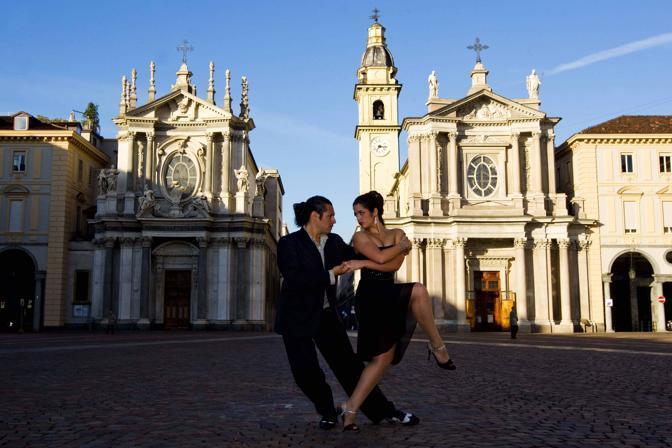 Prima edizione campionati europei di Tango a Torino