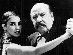 Pedro Monteleone e Marcela Guevara