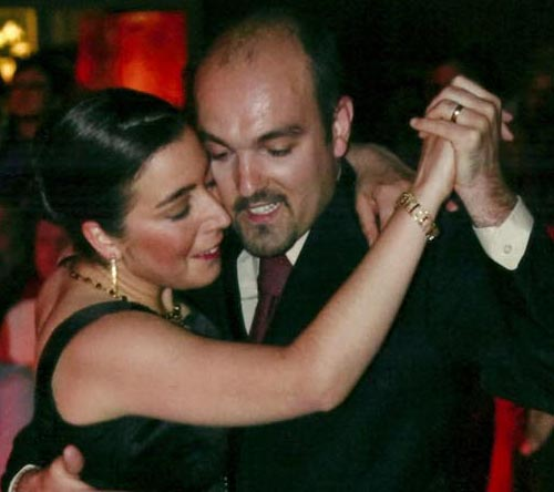 Nancy y Fernando